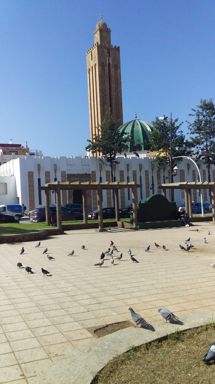 Mosquée BADR boulevard Fal Ouls Oumeir, 10000-Rabat