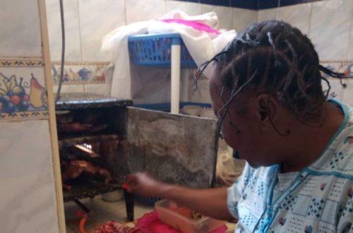 Article : Au domicile d'une femme réfugiée au Maroc