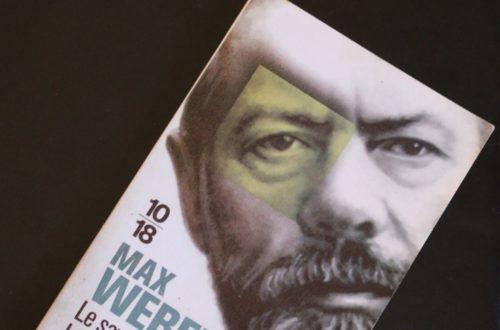 Article : En Guinée, lire Max Weber est bénéfique pour l'avenir politique